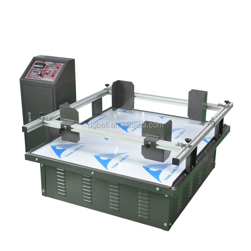 Transport Simulation Reciprocating Vibration Testing Table
