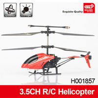 Super 3.5 CH Ally RC Shooting Helicopter with gyro and light