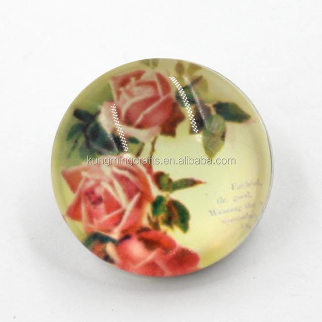 Fashion magnetic custom Soft Enamel snap button jewelry