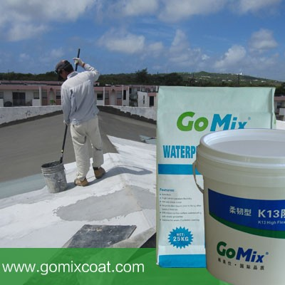 K13 High Flex Polymer Waterproofing Slurry