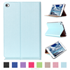 PU Leather Magnetic 3 Folding Sleeping Case front Smart Cover for Apple iPad mini4 Tablet Cases