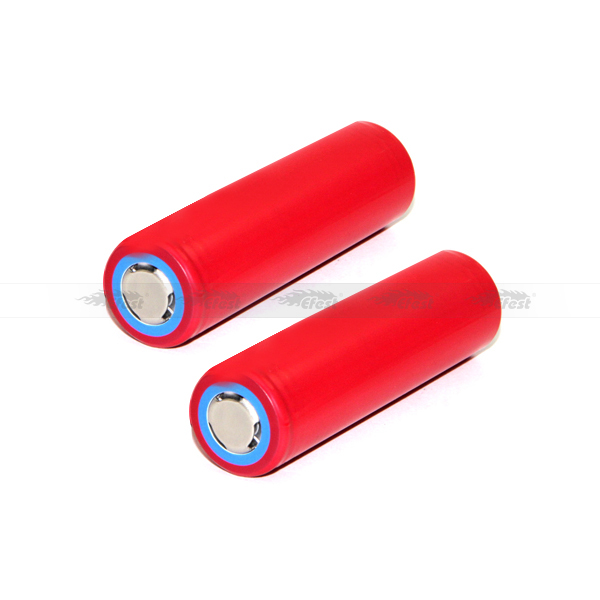 2016 Hot Hit New in Stock Authentic Sanyo NCR18650GA 3500mAh 3.7V Li-ion Battery High Drain Lithium Ion Battery