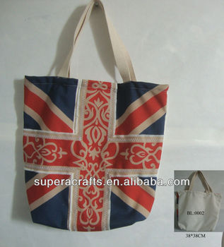 Useful Cotton and Canvas shopping bag