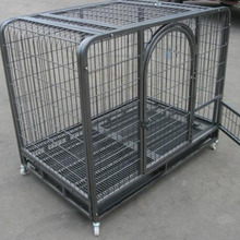 13ft galvanized chain link dog kennel panel