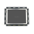 8 inch 10 inch and 12 inch Industrial Video Converter LCD monitor for old CNC CRT monitor replacement