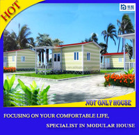 Customized various decoration choices prefab construction cheap shipping container to fiji islands fiji timber homes