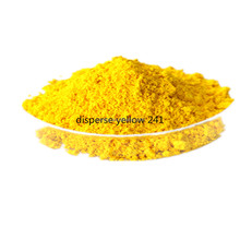 color Disperse yellow 5GL Disperse dyes for industrial fabric dye