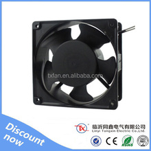 "120x122x38mm 4 inch 4"" industrial exhaust axial flow fan"