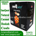 High quality SmoQuest Natural Hookah Coals