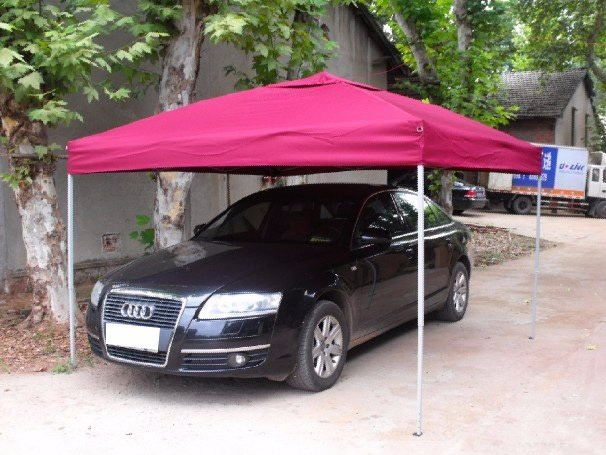 Portable Car Tent Promotional Pop Up Car Parking Canopy ...