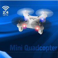 4 Propeller small quadcopter, rc drones helicopter/2.4GHz 6 Axis Gyro Rc Mini Quadcopter