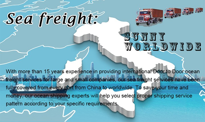 China fast shipping service from Guangzhou to New York city