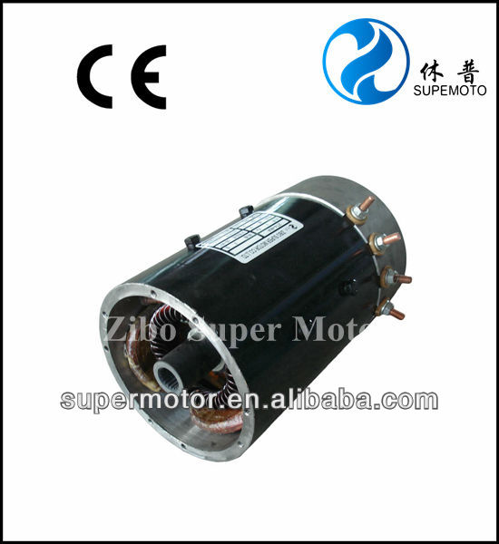 48 volt series Golf Cart High Speed Motor (with stock controller)