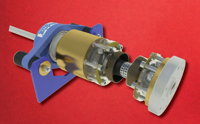 Hydradrive Shaft Coupling for Boats&Yachts