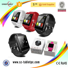 High Quality Factory Cheap Low Price Bluetooth Smart Watch GT08 A1 U8 DZ09 for bulk Wholesale