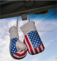 Promotional Mini Boxing Gloves for Car Hanging