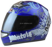 2015 DOT/ECE motorcycle full face helmet JX-A5003