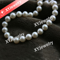 Full Round 6mm A Quality White Fresh Water Pearl