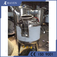 SUS316L Stainless Steel Mixing Reactor Pressure