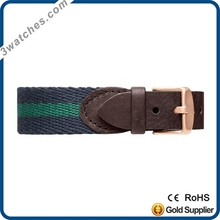 wristband grace warwick nato nylon strap color strap multicolor steel buckle watch strap