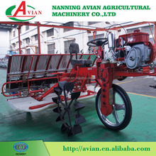 Hot sale to Philippines 8 rows paddy rice transplanter with low price