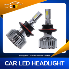 2015 CST 40W H4 Canbus COB led headlight car led headlight 24w 2400lm