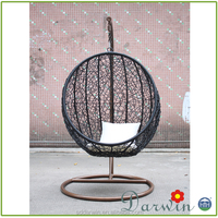 Garden Rattan Darwin Furniture Outdoor Swing Chair DW-HC1109