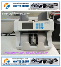 K888 fake currency detector machine mixed bill counter machine