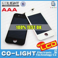 2015 OEM& Factory Price!! Low price for iphone 4 screen replacement, for iphone 4s screen replacements