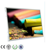 22'' Open Frame PC Touch LCD Monitor Advertising