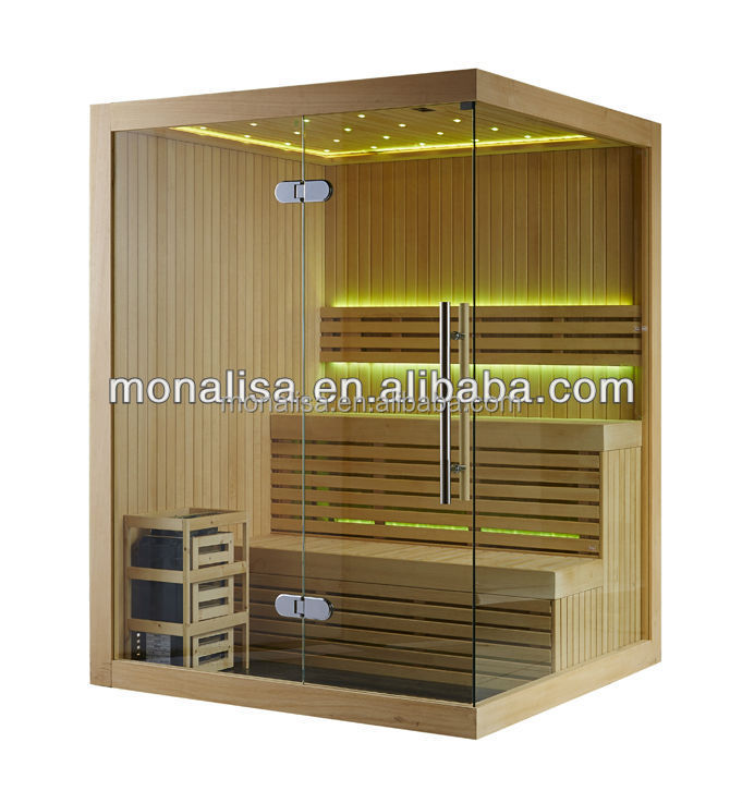 monalisa new arrival products factory outlet mini sauna rooms