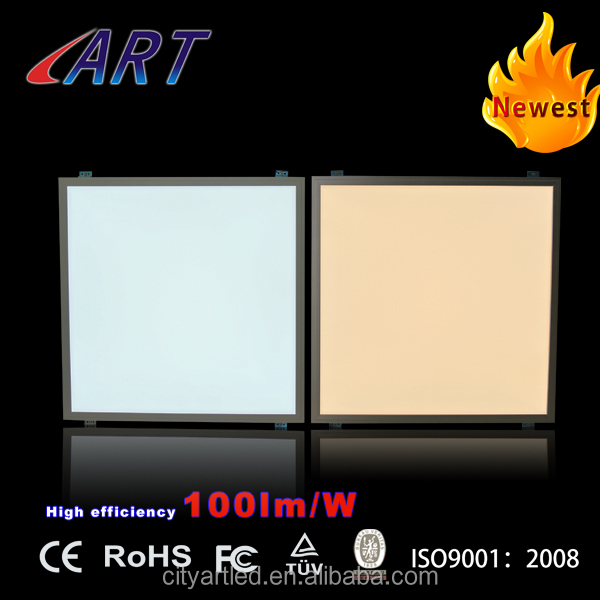 led panel light 600x600 cct led panel light Dali system led panel light adjustable and dimmable with Dali driver