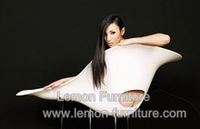 Super quality professional special fashion fiberglass low chair