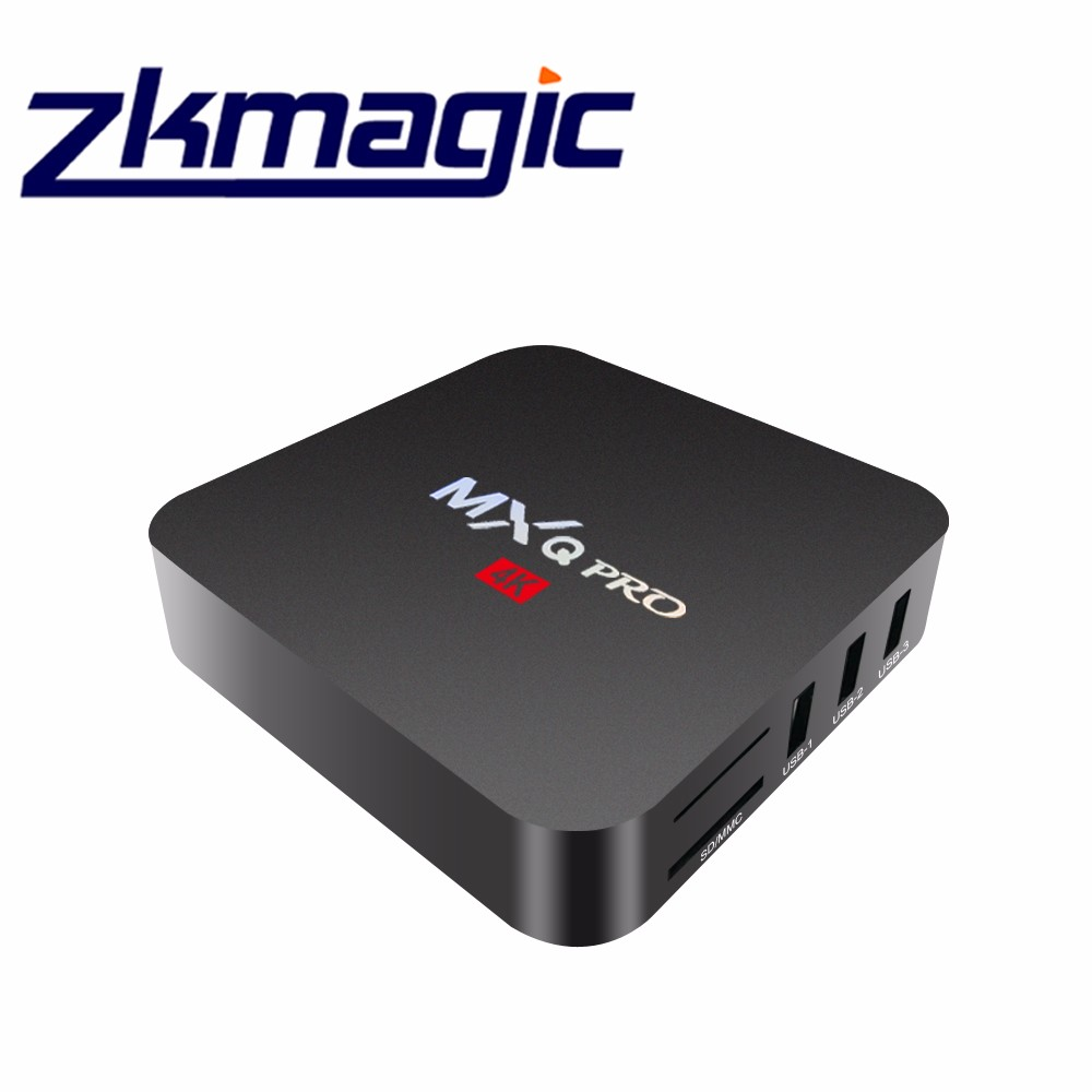 Amlogic download user manual for Quad Core MXQ Pro With Beautiful Design tv box For Wholesale