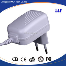 12V 1A 12W AC DC power adapter with CE GS approved