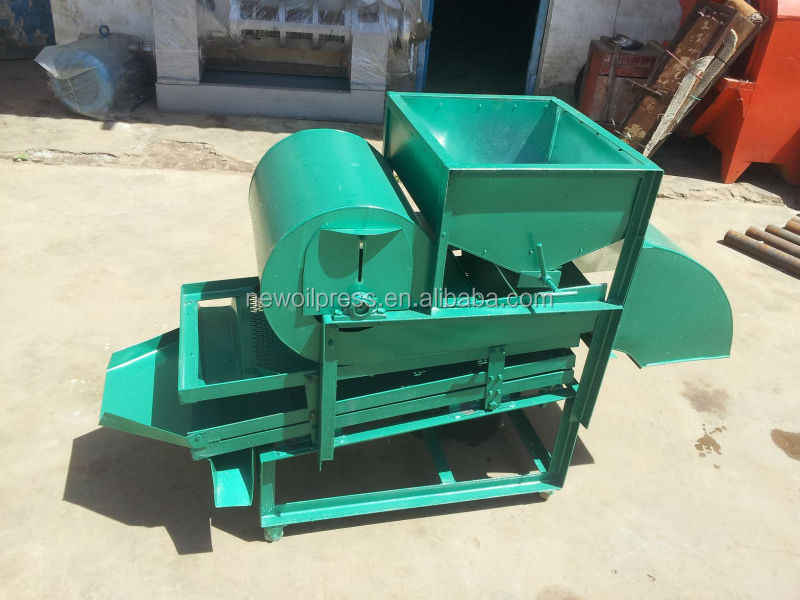 convenient and continuous operation cleaner for soybeans