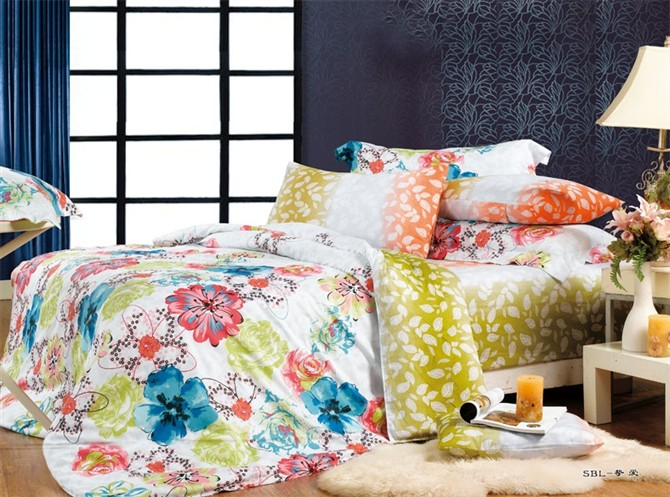 100% cotton quilts made in india