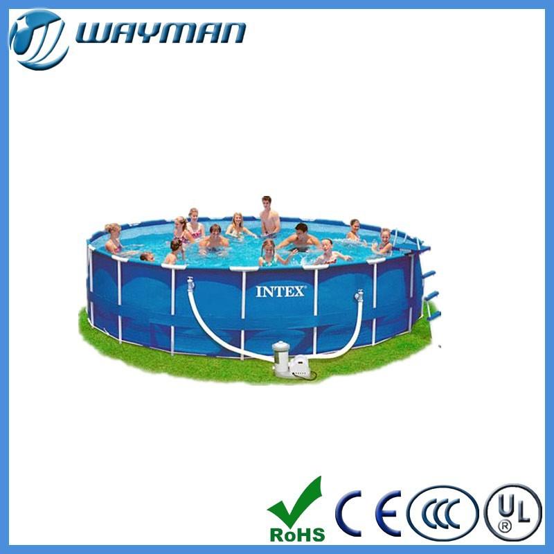 2015 mais novo tipo adulto bestway piscinas de pl stico for Piscina plastico rectangular