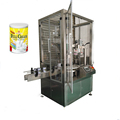 Stainless steel Manual Seasoning powder tin packing machines