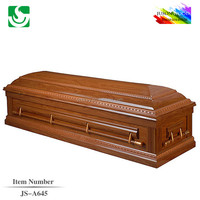trade assurance supplier reasonable price infant wooden caskets