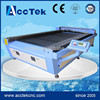 JINAN acctek hot sale co2 laser fabric cutter/co2 laser machine 80w