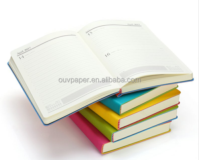 OEM production customized printed journals
