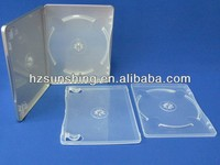 14mm Metal CD Box,DVD Case With Plastic CD/DVD Tray