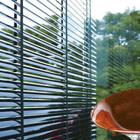 China Supplier 25mm Aluminium Slats Venetian Blinds
