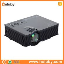 UC40 Portable Wifi LED Projector 1080P 1200 Lumens Rich Interfaces Projector Multimedia Video Digital Led Projector