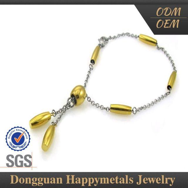 100% Warranty Cost-Effective Rose Gold Bead Bracelet