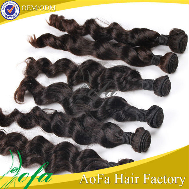 Shiny Grade 5a 100% no shedding &tangle free unprocessed beijing hair
