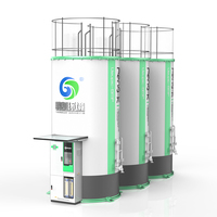 Tower Type Sewage Water Treatment Appliances