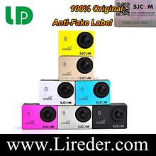 Original New Style SJCAM SJ4000 Action DV Waterproof Sport WIFI Xiaomi Xiao yi Camera For Sports