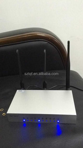 wifi dual sim card 4G lte wifi router with sim slot 4g bonding load balance router